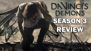 Da Vinci's Demons Season 3 Review