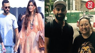 Sonam Kapoor Annoyed With News Of Her Engagement | Anushka-Virat Pose With Fans In NYC