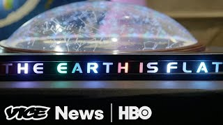 Flat Earthers Unite & Trump Deports Haitians: VICE News Tonight Full Episode (HBO)