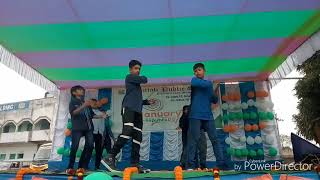 Group dance || on royal family || mmk official