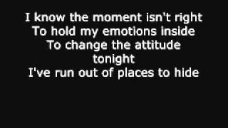 Billy Joel- Leave a Tender Moment Alone (lyrics)