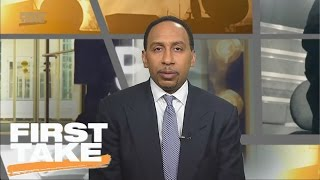 Stephen A. Smith's Heartfelt Message To His Mom | Final Take | First Take | May 12, 2017