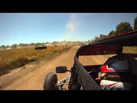 Cbr 1100 buggy at TORC