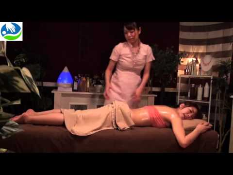 Japanese - Wife At A High Class Oil Massage Therapy salon