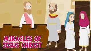 Miracles of Jesus Christ | Animated Stories from the Bible | Holy Tales Bible Stories for Kids |