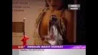 Anggun @ Gala TV