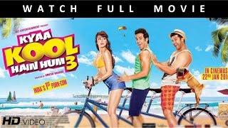 Kya Kool Hain Hum 3 - Full Movie / Tushar Kapoor, Aftab Shivdasani / F-Studio