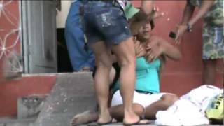 Desespero de Me ao ver o filho Morto, Lo Churrasco,executado com 20 tiros.wmv