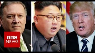 Mike Pompeo: CIA chief made secret trip to North Korea - BBC News