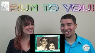 MOM & SON REACTION! Regine Velasquez- Run to you (Regine in sharon)