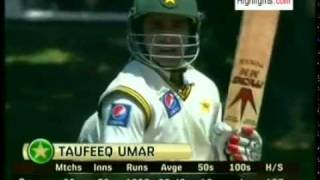 Day 2 Highlights Pakistan vs New Zealand 2nd Test 2011 part 2