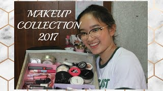 Makeup Collection 2017 | Philippines