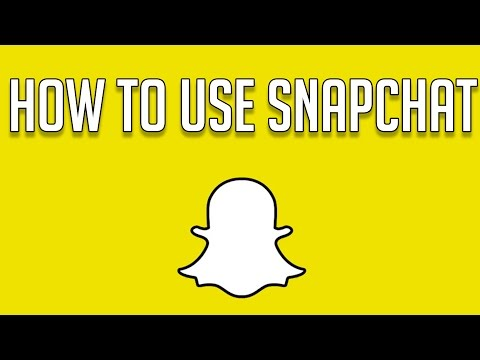 HOW TO USE SNAPCHAT FOR BEGINNERS - Snapchat Tricks and Tips