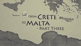 243 - From Crete to Malta - Part 3 - Walter Veith