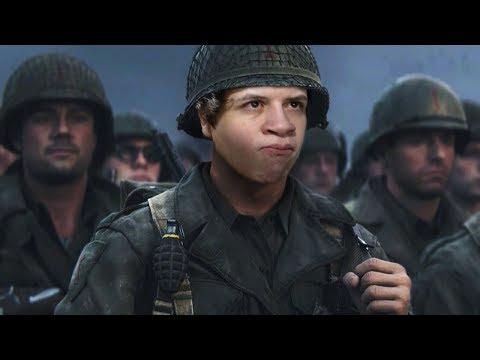 Xxx Mp4 SÓ BALA NO DIA D Call Of Duty WW2 3gp Sex