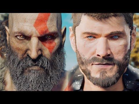 Xxx Mp4 KRATOS Vs THOR God Of War Vs God Of Thunder 3gp Sex