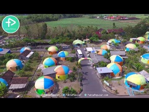 SANGAT SULIT DITEMUKAN! 10 DESA PALING UNIK DI INDONESIA