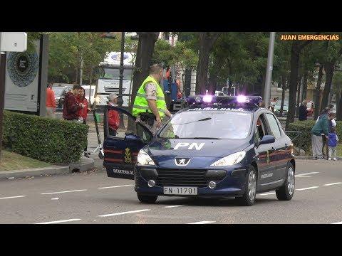 Xxx Mp4 Escoltas Y Vehículos De Emergencia En El Desfile Fiesta Nacional España 12 Octubre 2018 3gp Sex