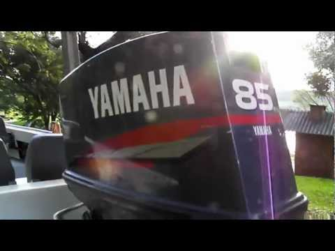 LANCHA MARAJÓ 16 COM MOTOR YAMAHA 85HP