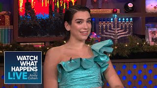 Will Dua Lipa And Ariana Grande's Song Be Released? | WWHL