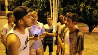 Acreano vs Marcos - Batalha da Roça (RAP)