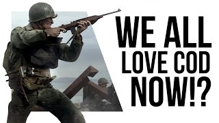 FACT: Only 0.2% of People Dislike Call of Duty WW2