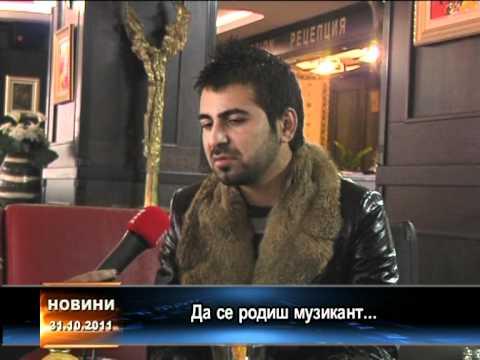 LUTVU KARTAL 2012 klarinetist N 1 na BG interviyu po TV tel;00359897263129
