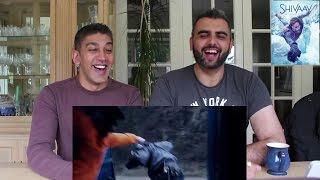 Ravi Reacts to Shivaay Trailer | Ajay Devgn