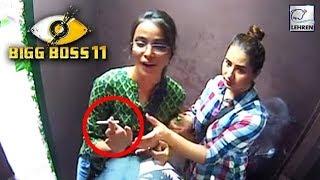 Bigg Boss 11: Jyoti Kumari Caught SMOKING   Shocking