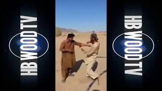Two Pathan Brothers Real Fight in Dubai Saudi Arabia - Funny but a Sad Reality Full with vocal Sound