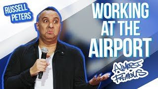 """""""Working at the Airport"""" 
