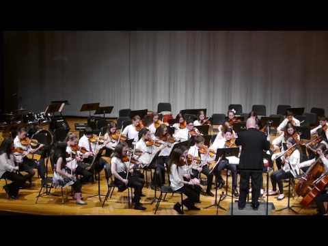 Eleanor Rigby, Lennon/McCartney / 2016 Hommocks Orchestra Spring Concert