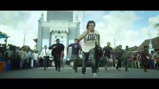 Official trailer BAAGHI part 1