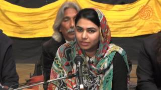 Gulnaz, Punjabi Mushaira, 2nd Lyallpur Punjabi Literary Festival 2017