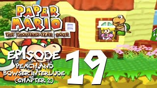 Let's Play Paper Mario: The Thousand-Year Door - Episode 19 - were IN THE BATHROOM.