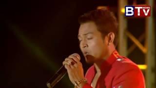 សង្សារក្រជូនពរអូន ដោយ ខេមរៈ សិរីមន្ត | Full HD  Cambodia Beer Concert  Khemarak Sereymun