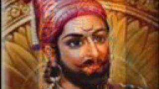 marathi song on shivaji maharaj