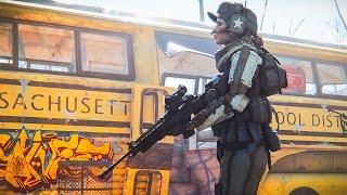 MY GIRLFRIEND IS IN FALLOUT 4?! - Fallout 4 Mods - Week 42
