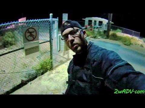 AREA 51 CONFRONTING DANGEROUS CAMO-DUDES @