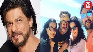 Shahrukh Talks About HIs Yet To Be Released Auto-Bio | Kapoors Holidaying In Seychelles