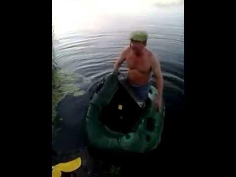 смех до слез на рыбалке видео