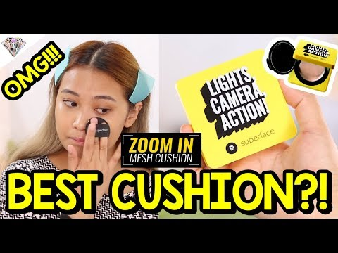 Xxx Mp4 GRABE TONG CUSHION NA TO PERFECT FOR MORENA SUPERFACE CUSHION REVIEW WEAR TEST 3gp Sex