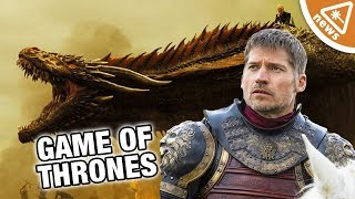What You Missed in Game of Thrones' Spoils of War Dragon Battle! (Nerdist News w/ Jessica Chobot)