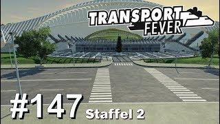 TRANSPORT FEVER S2/#147: Wien bekommt einen zweiten Bhf [Let's Play][Gameplay][German][Deutsch]