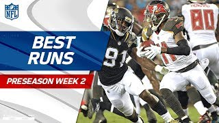 Best Runs of Week 2   NFL Preseason Highlights