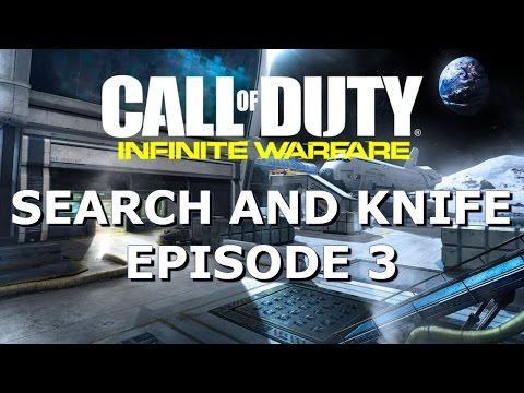 Call Of Duty | Search And Knife | Episode 3