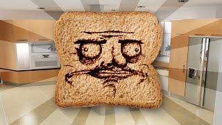 UN PAN MUY FELIZ - I am Bread   Fernanfloo