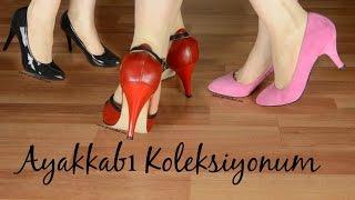 Ayakkabı Koleksiyonum - 2016 Ayakkabı Modası   Gözde Okul