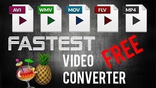 Fastest Video Converter FREE | Multi-Platform (Windows, Mac and Linux)