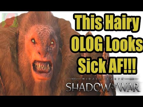 Xxx Mp4 Nemesis Story Ep 49 Hairy Olog Middle Earth Shadow Of War 3gp Sex